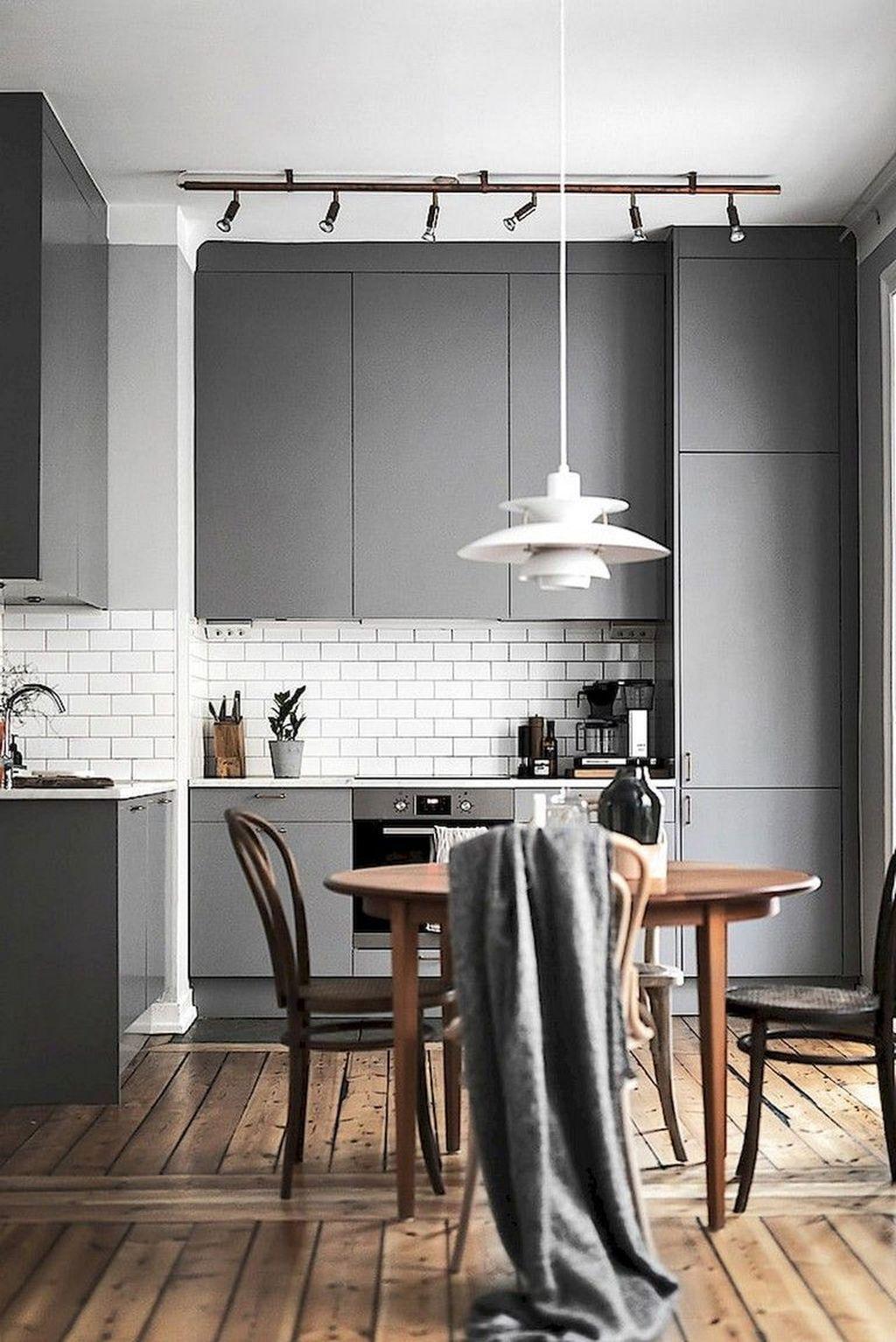 42 The Best Modern Scandinavian Kitchen Design Ideas Scandinavian Kitchen Design Minimalist Kitchen Design Small Modern Kitchens