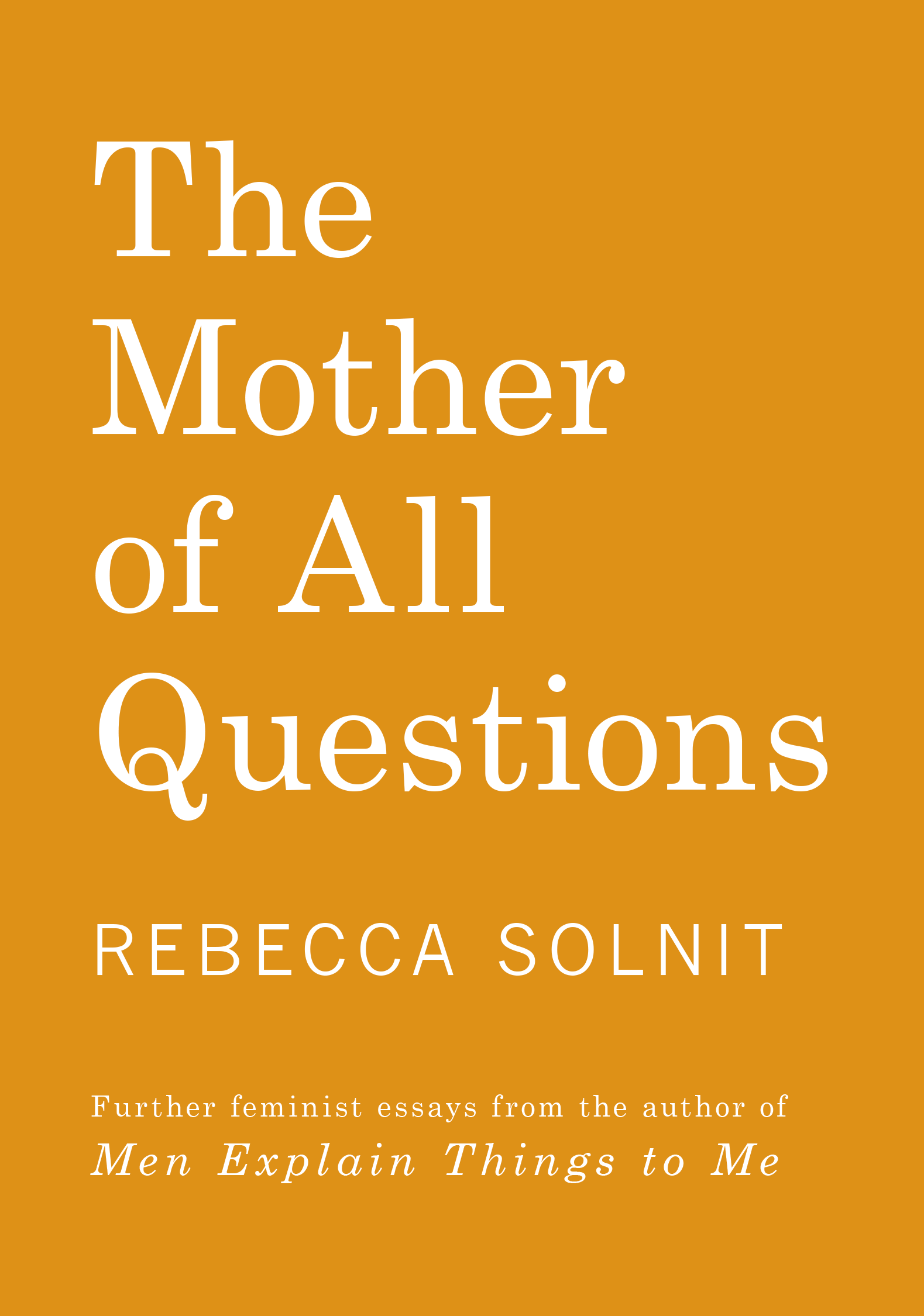 Haymarket Books: Books For Changing The World The Mother Of All Questions  See More Democracy