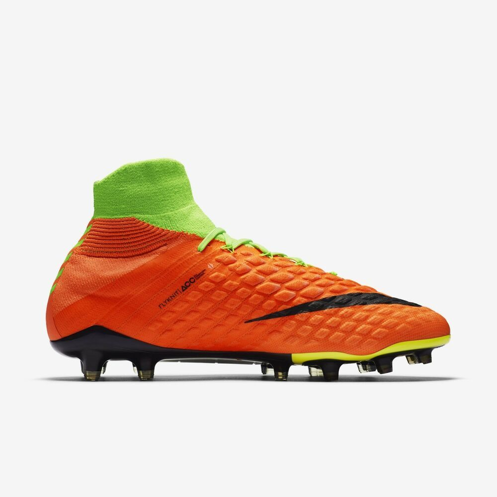 fe9d17fd8 eBay #Sponsored Nike Hypervenom Phantom III DF FG Firm Ground Soccer Cleats  860643 308 Sz