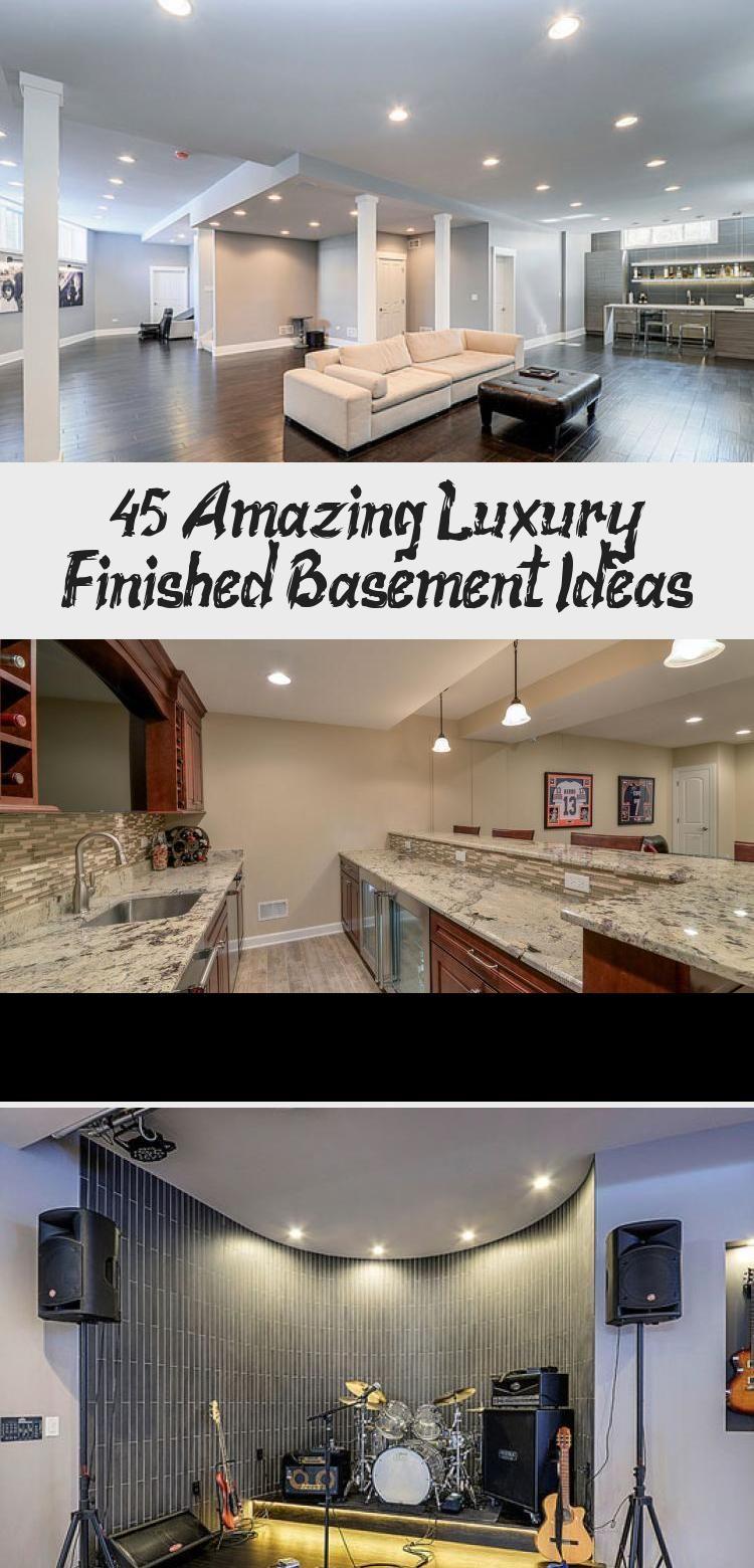 45 Amazing Luxury Finished Basement Ideas Home Remodeling Contractors Sebring Design Build Finishing Basement Home Remodeling Contractors Basement Design