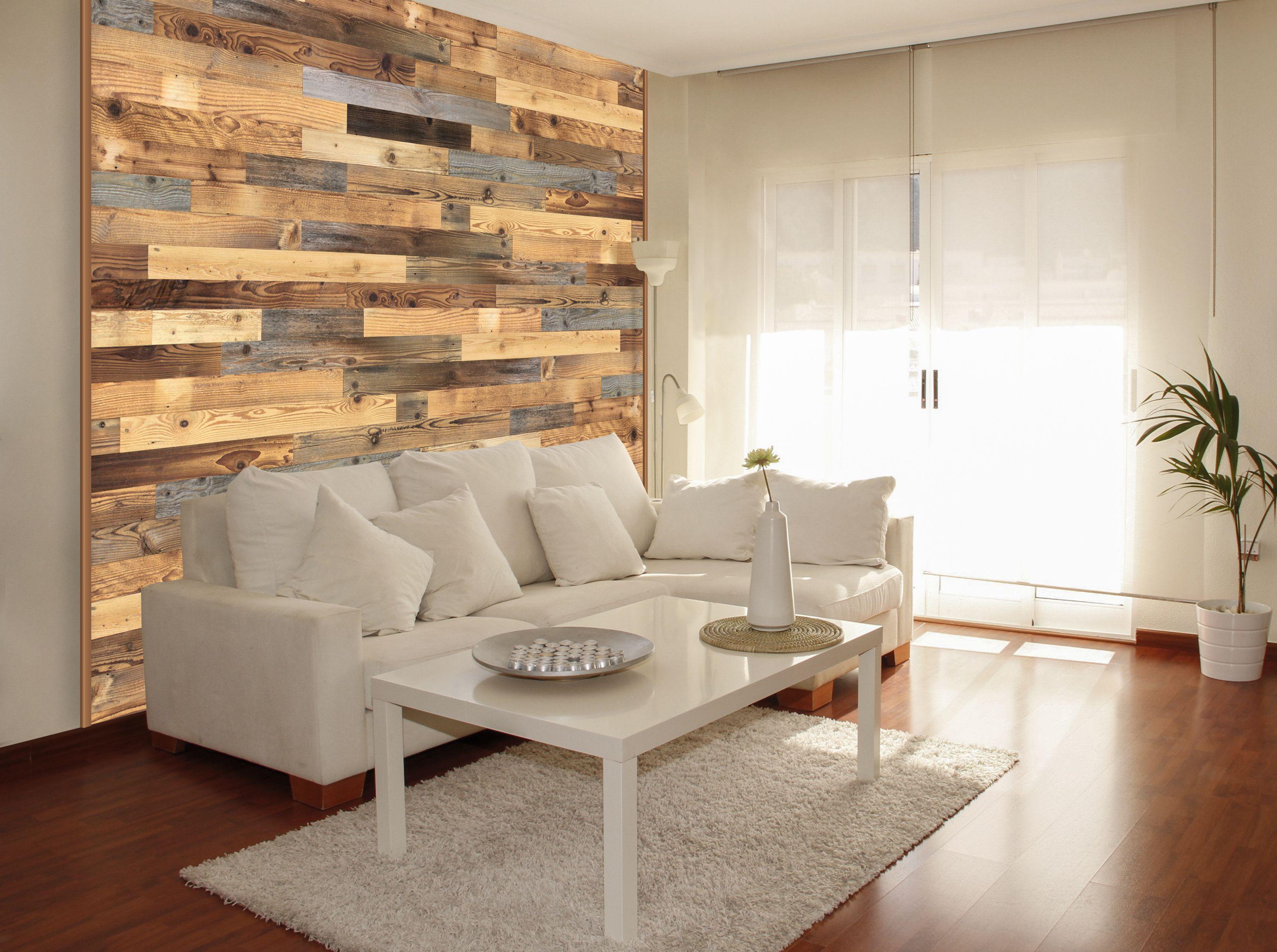 Altholz Sonnenverbrannt I 1000 Altholz Wandpaneele Wandverkleidung Holz