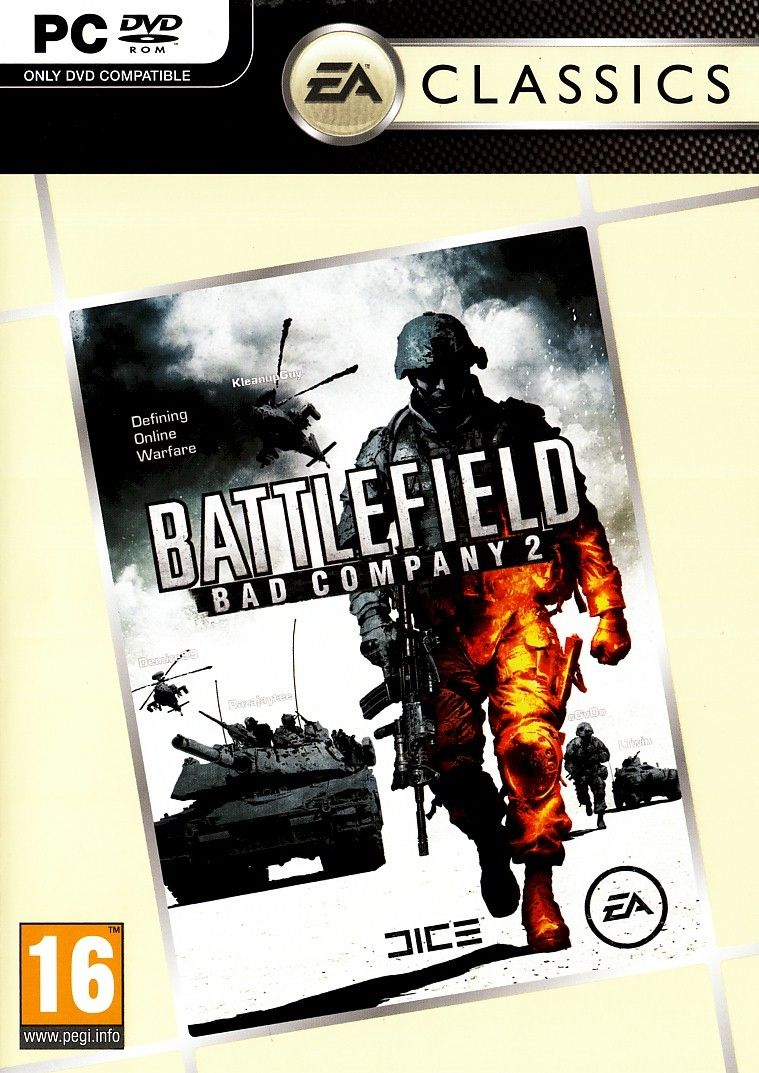 New Battlefield Bad Company 2 Pc Games Software Jogos Favoritos