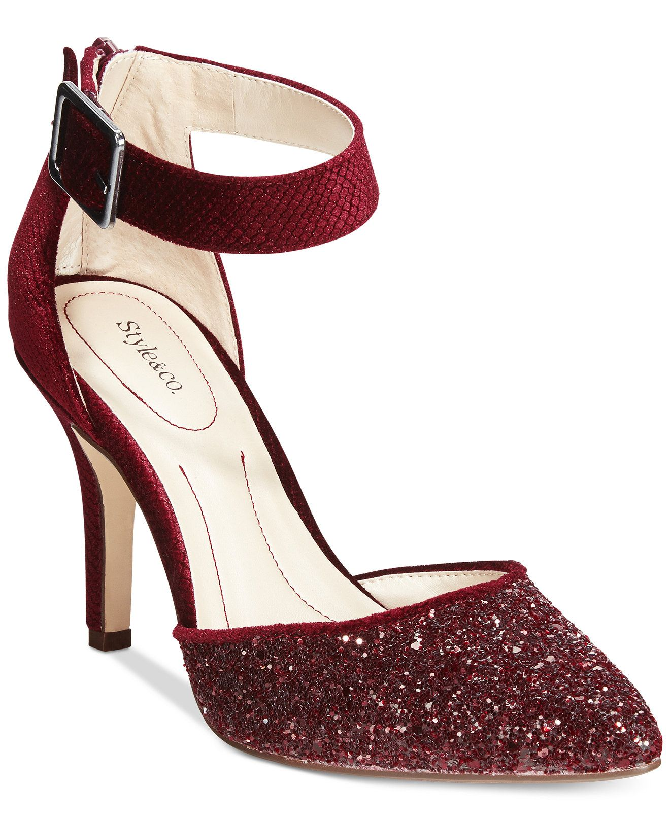 Style Co Galaxy2 Evening Pumps Only at Macys Sale