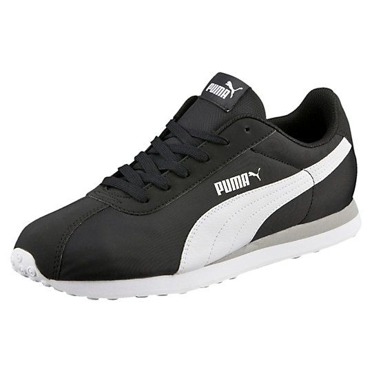 new style 6c2a2 113af Puma Turin Nylon | Clothing | Sneakers, Suede sneakers ...