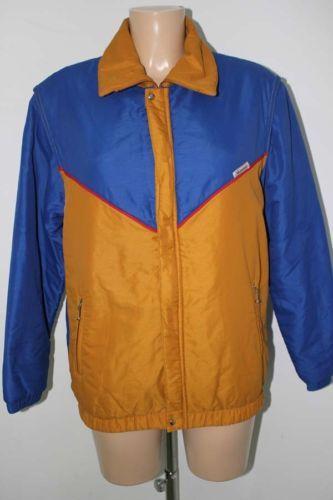 Retro Vintage Veste 4 Ebay De Blouson Ski Nylon 40 M Mossant 7wqA4IA