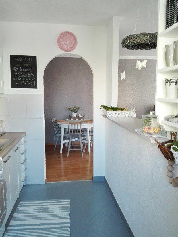 Zdjecie Nr 11 W Galerii Metamorfoza Kuchni W Bloku Home Decor Decor Contemporary Rug