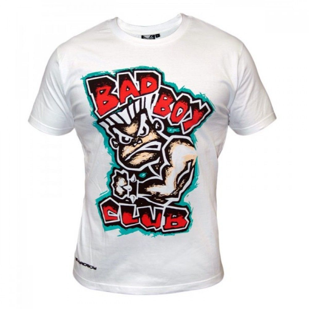 Teniska Bad Boy Club Scribble T Shirt Top Cena Stuff To Buy