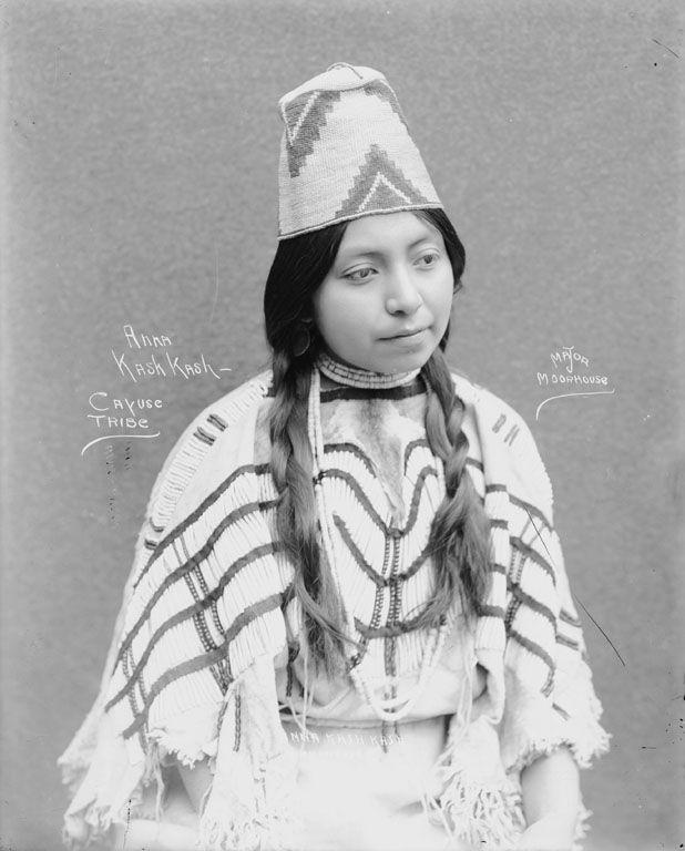 David Young - Cayuse - 1900 Billy O-We-U - Cayuse - 1900 unidentified man, Billy O-We-U - Cayuse - 1900 Cayuse men - 1900 Cayuse men - 1900 Anthony, Catherine - Cayuse - 1900 Mrs.