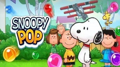 Snoopy Pop APK Mod v1 7 15 [Cheat Menu] - Android Game