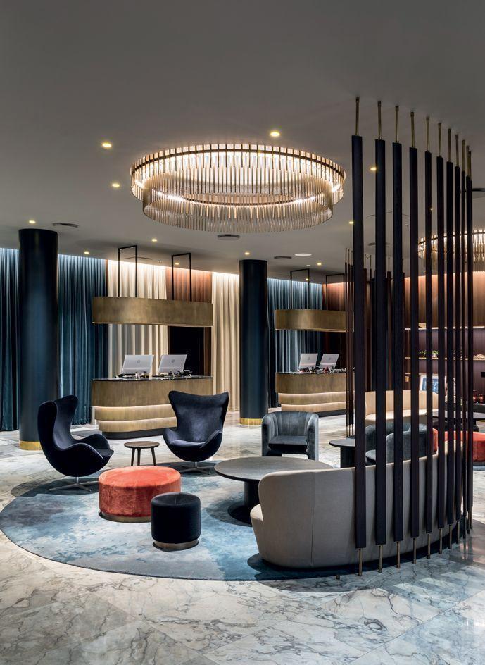 Photo of Typografi #hotel #interiors # luksuriøst hotellinteriør rom luksus, tropisk varm …