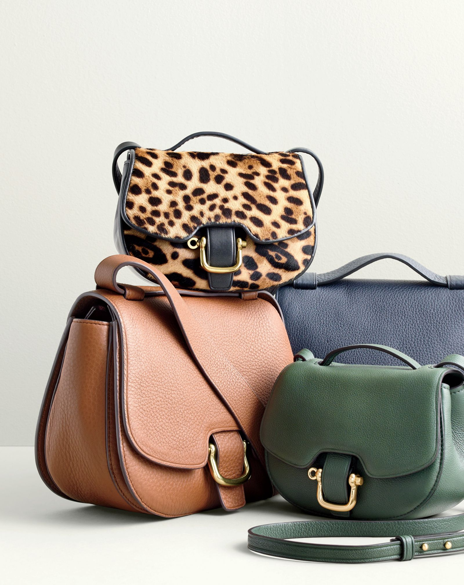 The J Crew Rider Collection