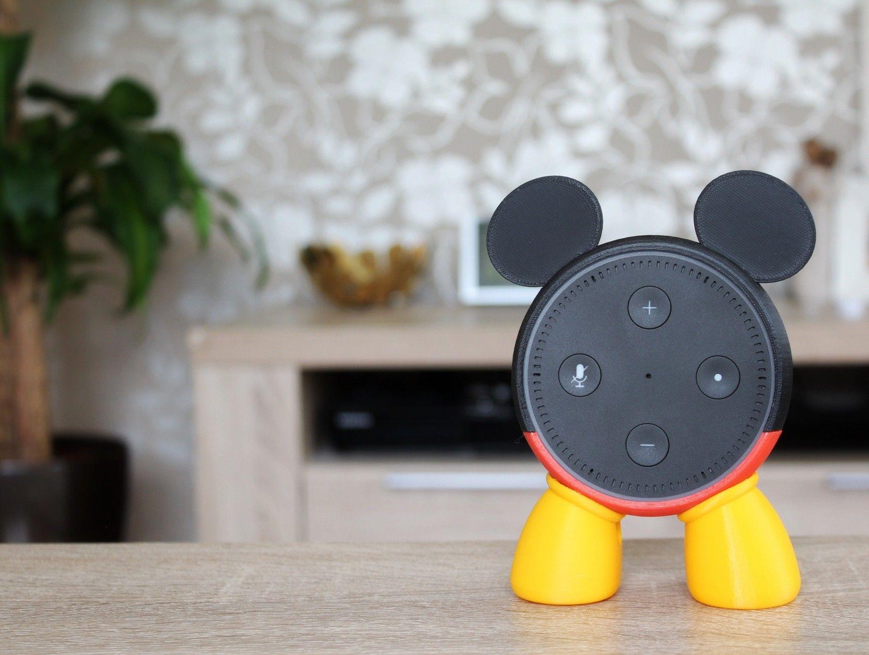 Pin Auf Micky Maus Amazon Echo Dot