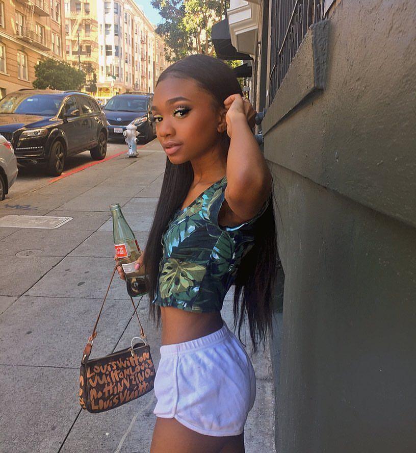 skinny black women free porn