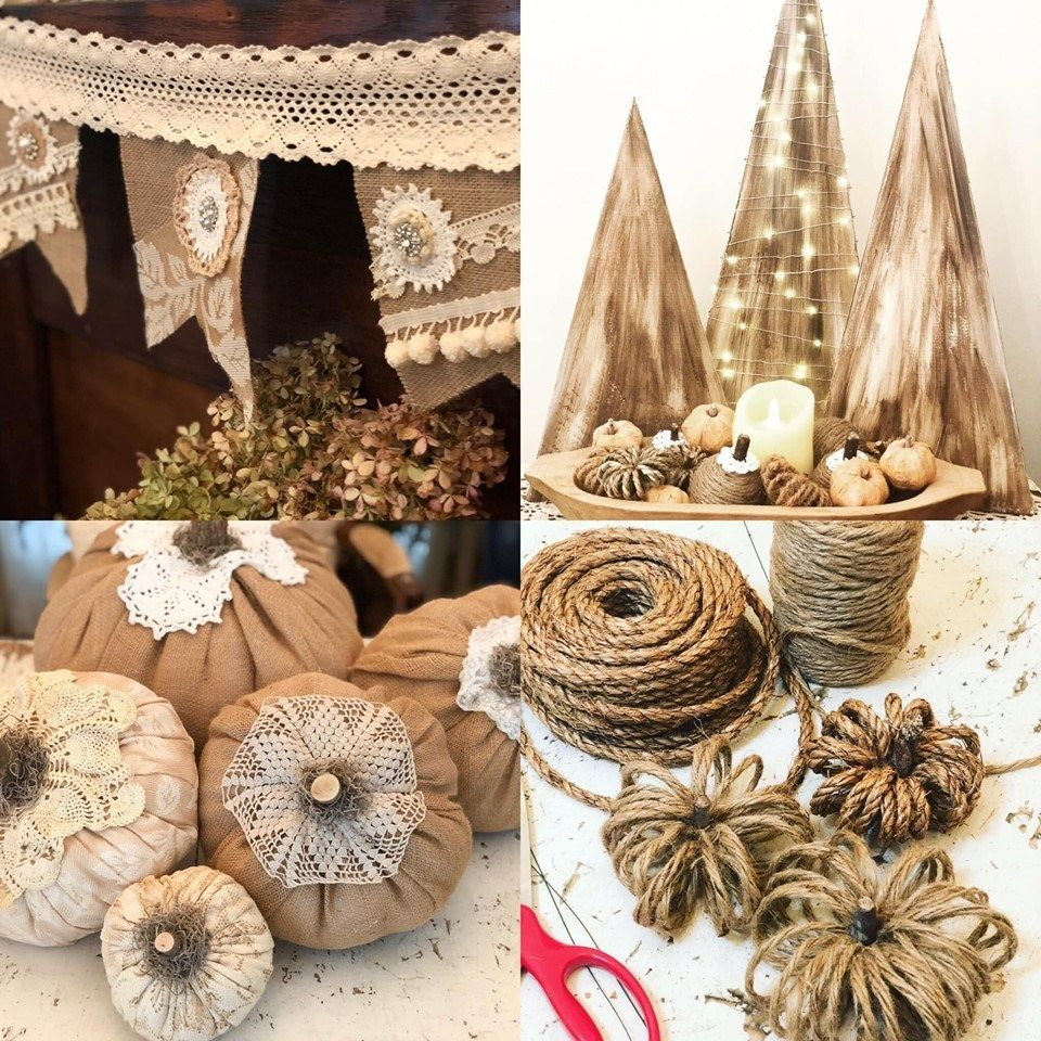 Let's get Crafty! Read Our Blog - The Shabby Tree