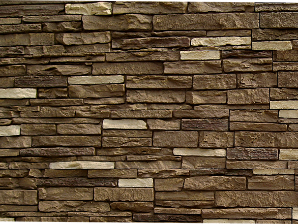 Bottom Of Front Porch Nextstone Insulated Faux Stone