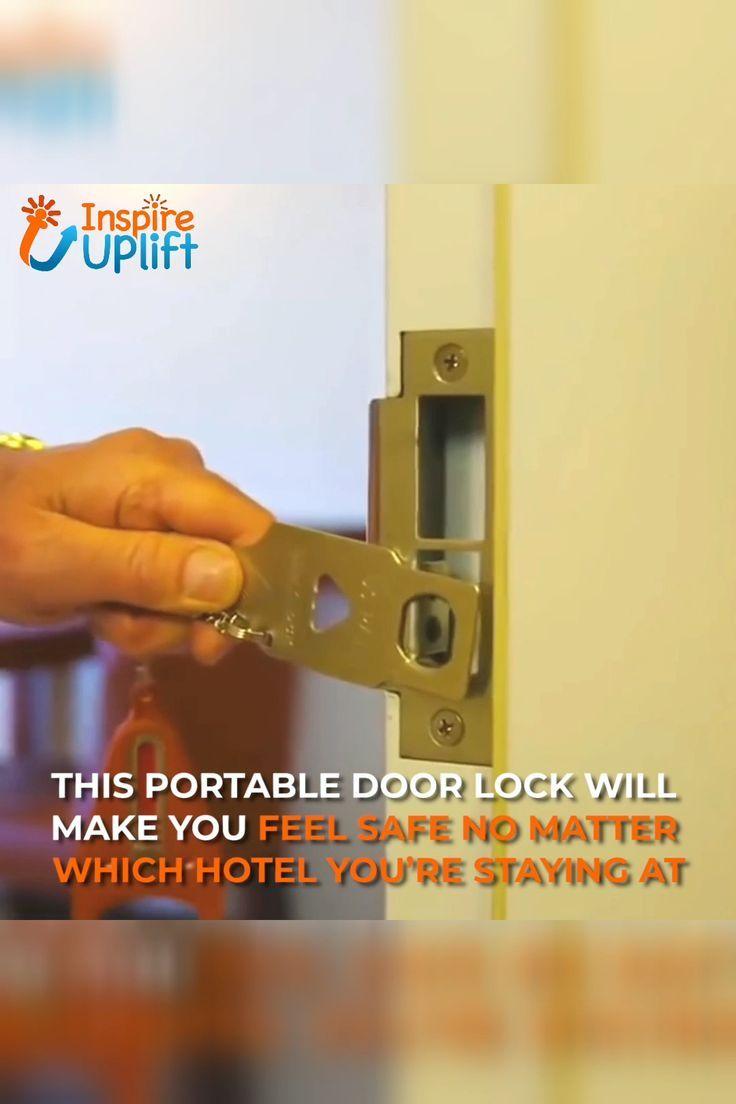 Portable Hotel Door Lock Door Electronic Hotel Lock Portable Hotel Door Locks Hotel Door Door Locks