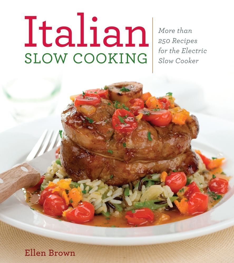 the largest compilation of italian slow cooker meals; the perfect way to entertain family and friends without the stress of cooking. #crockpot #dinner #recipes
