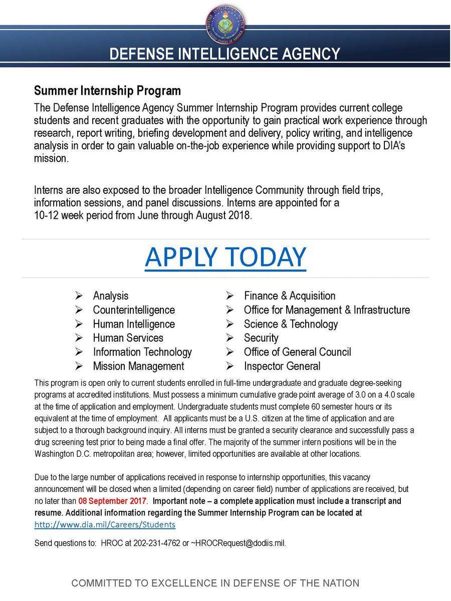 Image result for internships opportunities 2018 june
