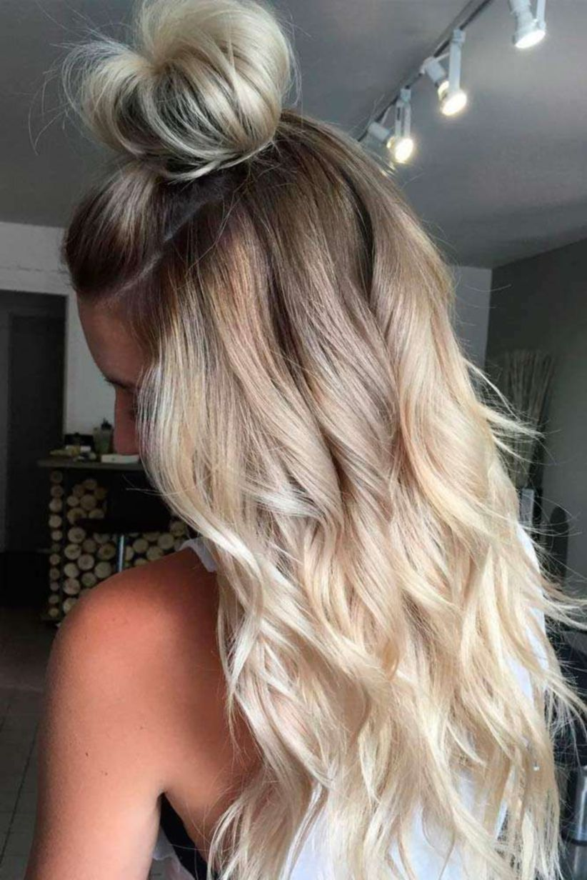 49 Unique Half And Half Hair Color Ideas For Women Hair Coloring