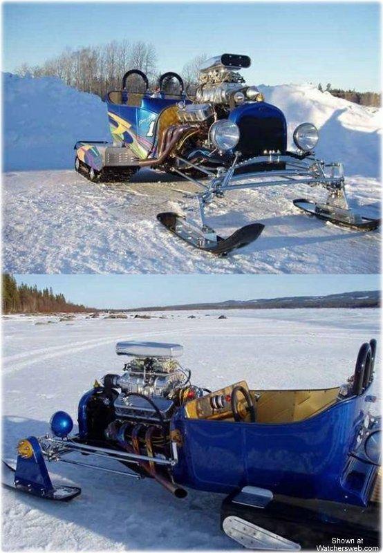 Steampunk Snowmobiles Badass Snowmobile Steampunk