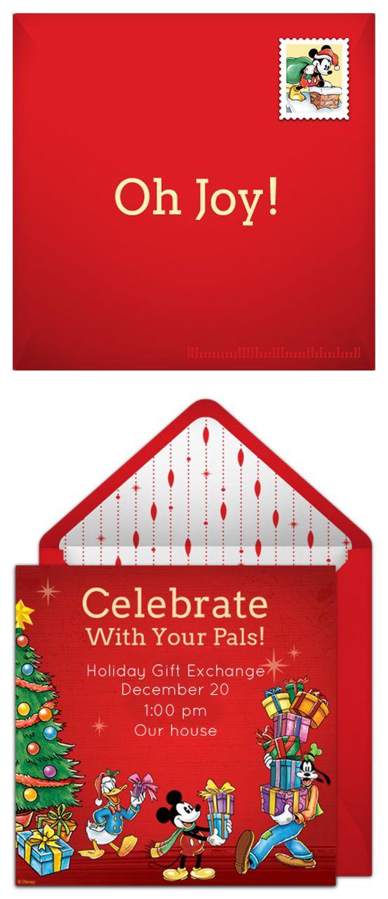 Ordinary Disney Christmas Party Ideas Part - 13: 5 Christmas Theme Party Ideas