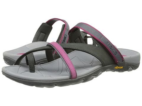 6a6e92f2ead6 VIONIC with Orthaheel Technology Mojave Vionic™ Sport Recovery Toepost  Sandal Muir Berry Grey - Zappos.com Free Shipping BOTH Ways