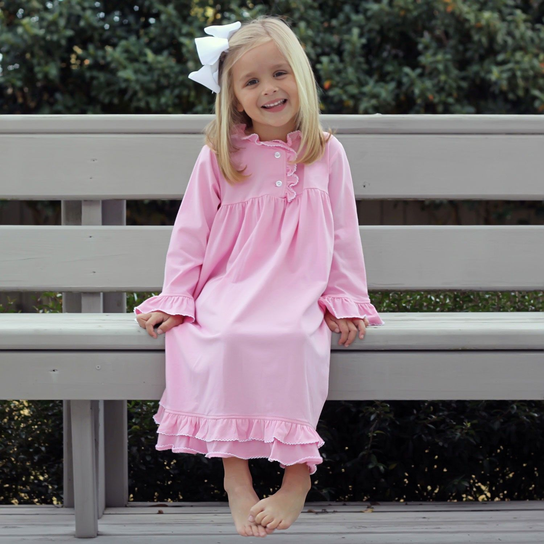 Ma matilda jane good luck trunk coupon code - Girls Light Pink Knit Gown