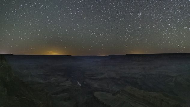 Reasons To Go See The Grand Canyon At Night. Now.