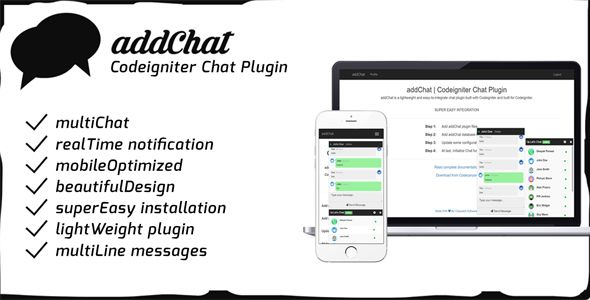 AddChat V2 - Realtime Chat Library | Institute Booking