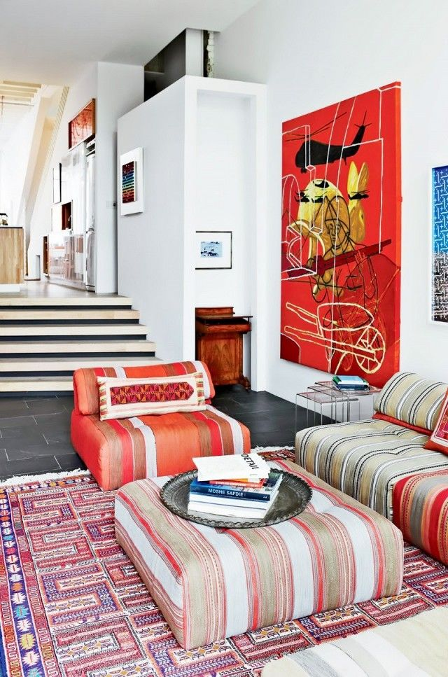 True Colors: The Red, White, and Blue Rooms We Love