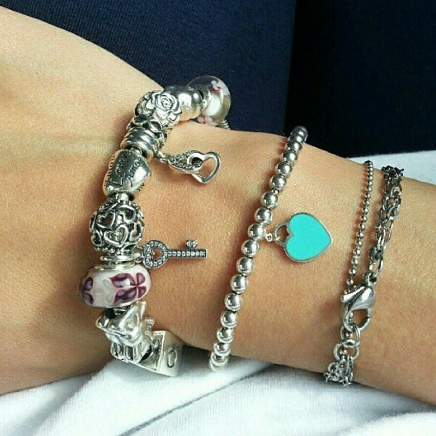 Sweet pandora and tiffany bracelets pandoramk pinterest