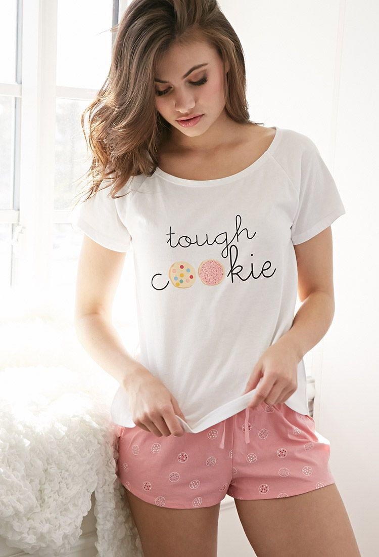 Tough Cookie PJ Set  bce2403419a3
