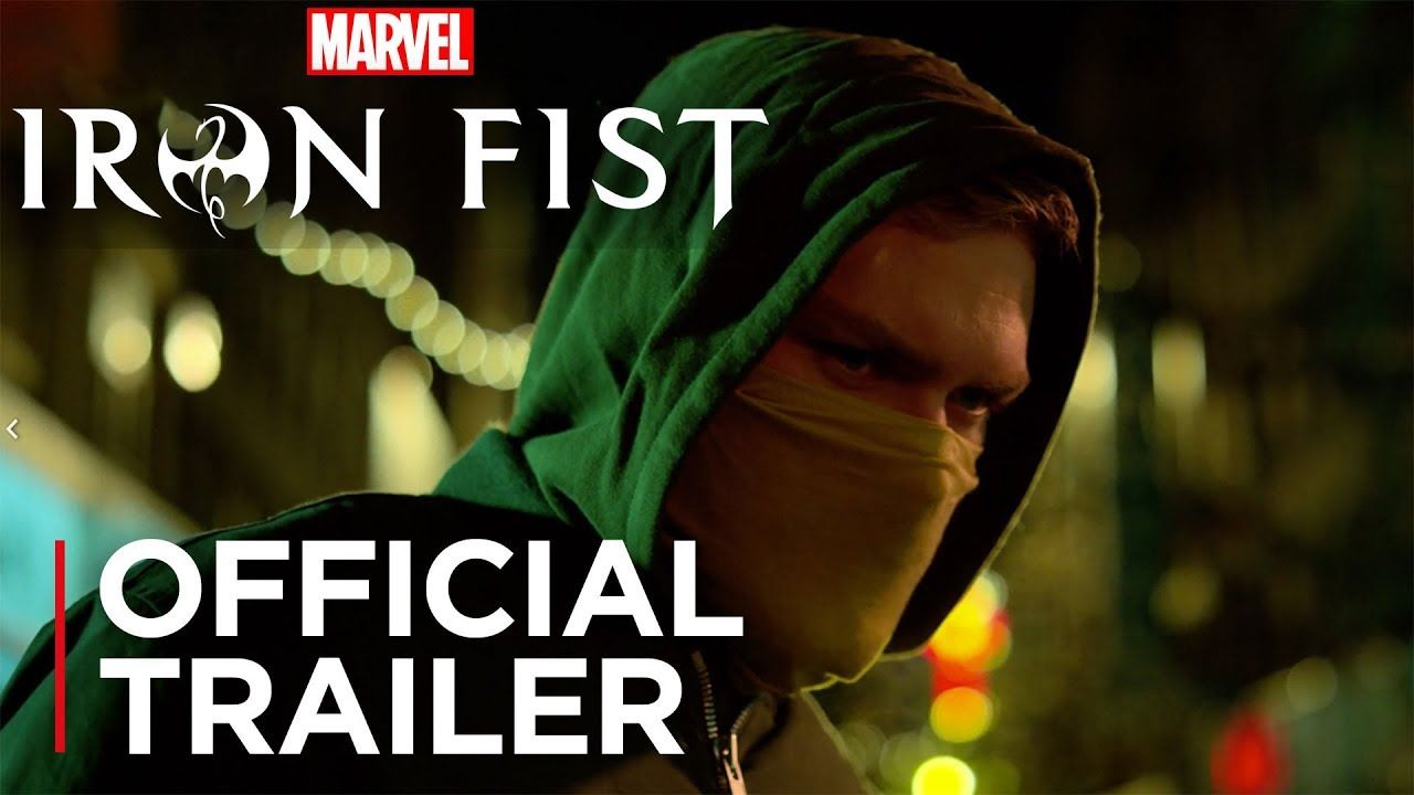 Marvels iron fist season 2 official trailer hd
