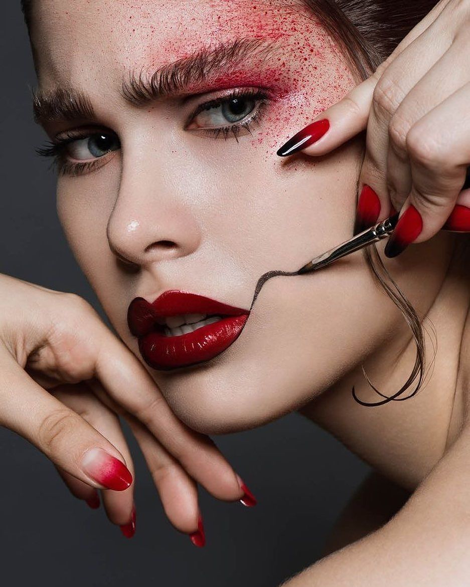 Pin by Юлия on Makeup in 2020 | Retouching, Mac cosmetics ...