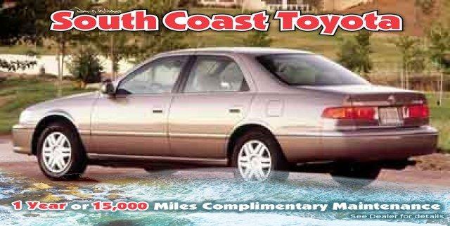 Used 2000 Toyota Camry 4dr Sdn Le Auto Sedan Toyota Camry Used Toyota Camry Camry