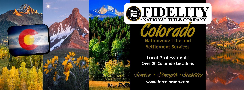 Fidelity national title company colorado local colorado