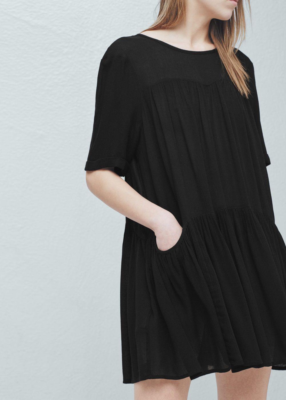 Flared skirt dress | MANGO 20€