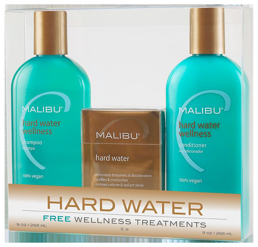 Malibu C® Hard Water Wellness Kit | Malibu C® Hair, Scalp, Skin ...