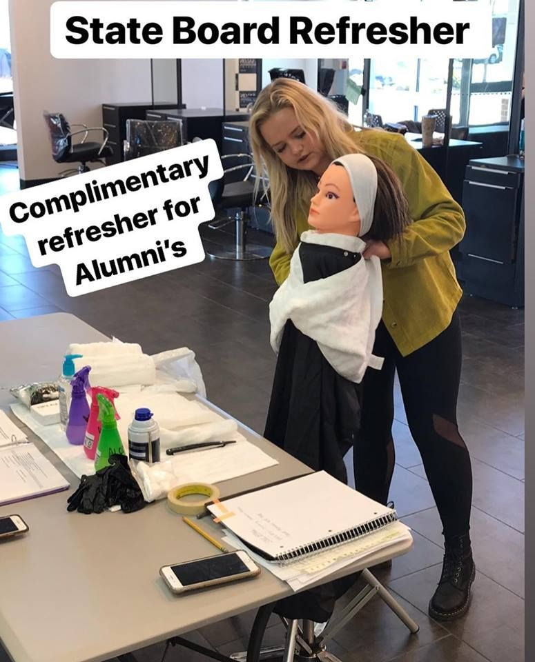 We offer complimentary State Board Refreshers to all