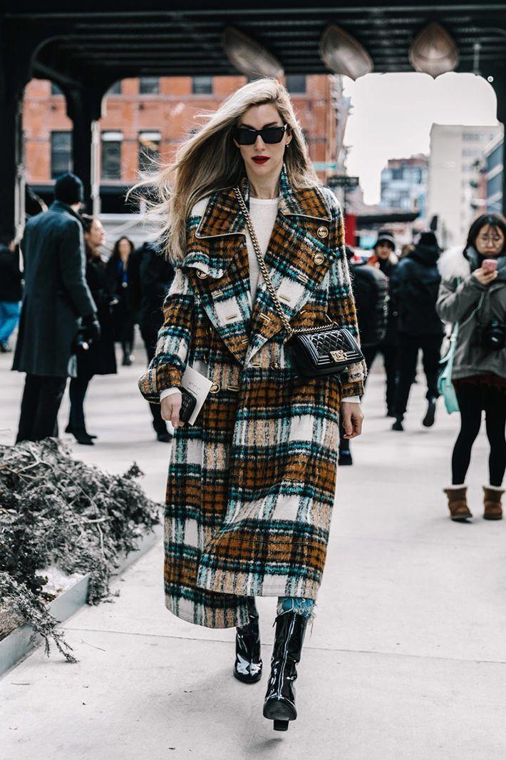 Plaid #fallfashion #fashion #style #winterfashion #winteroutfits #winterstyle #ilymixaccessories #trendystreetstyle