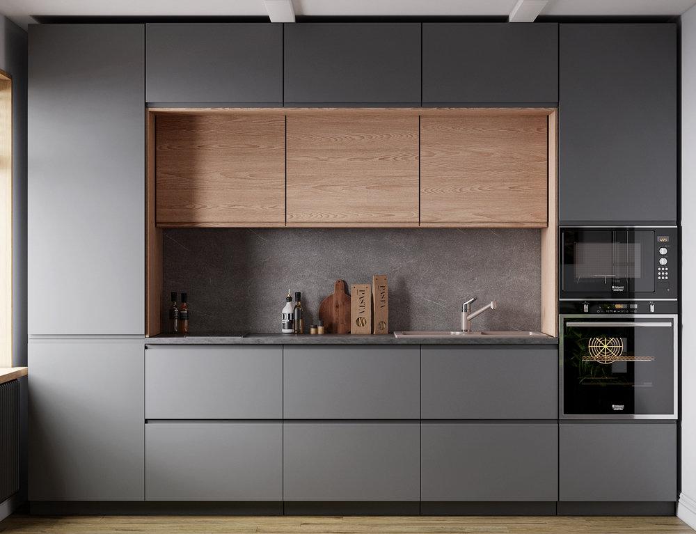 5 уютных кухонь из проектов декабря