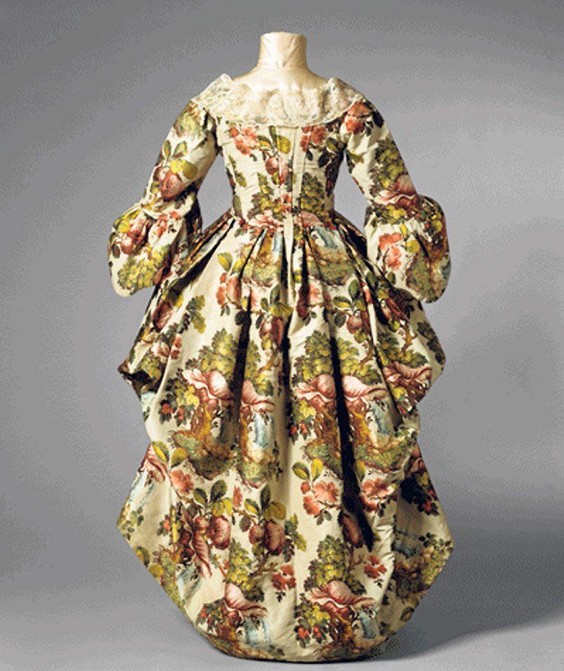 Ещё одно платье Каролины Матильды