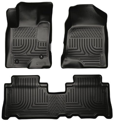Husky Liners 96321 Weatherbeater Black Front And 2nd Seat Floor Liner Click Image To Review More Details Captiva Sport Chevrolet Captiva Sport Husky Liners