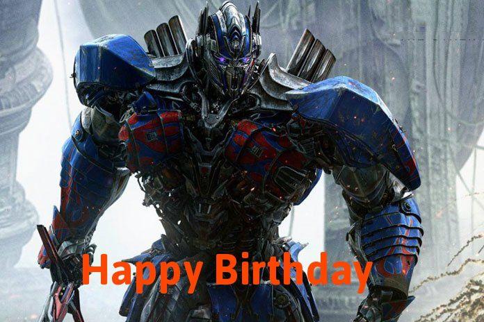 Transformers Birthday Cards Transformer Birthday Last Knights Transformers