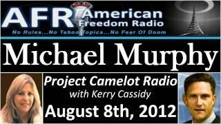 Michael Murphy on Project Camelot Radio - August 8th, 2012 - Chemtrails & Weather Modification