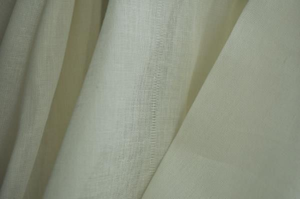 """Organic Natural voile looks so crisp and cool. What would you  make? http://organiccottonplus.com/collections/best-sellers/products/voile-60  Voile-60""""-Natural"""