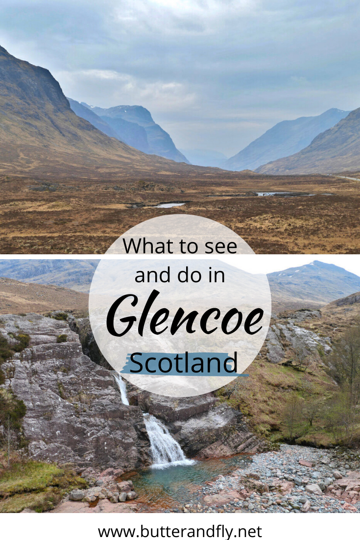 Get stunned by the scenery of Glencoe in Scotland – Butter.and.fly