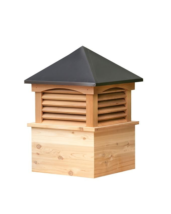 Amish Made Pine Cupola With Weathervane In 2019 Inside