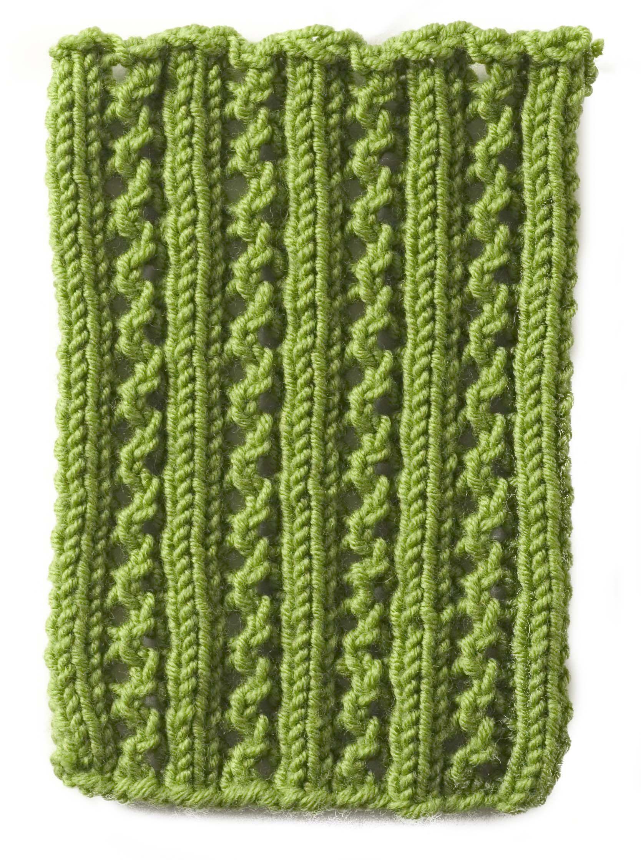 Knitting pattern lace rib knitting stitches pinterest knitting pattern lace rib bankloansurffo Image collections