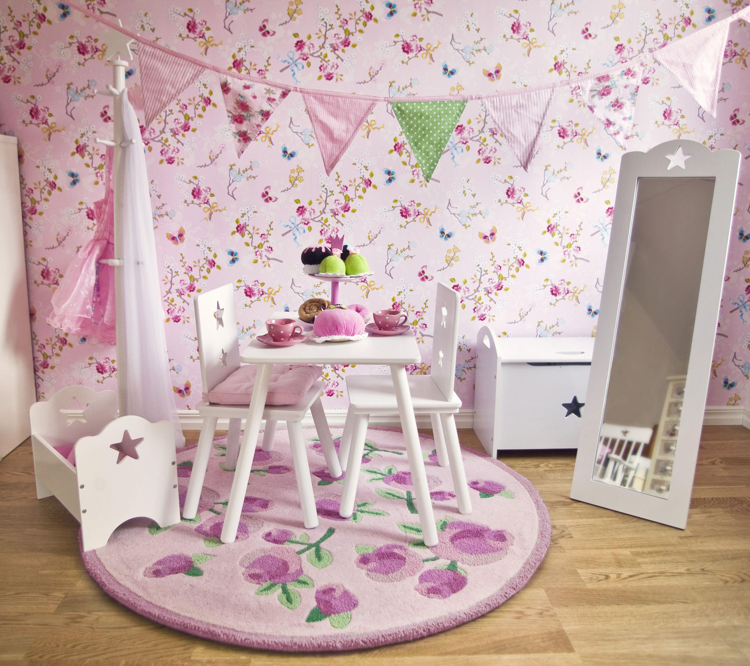 Prinzessinen Zimmer von Pinolino. | Wohnen mit Kind | Pinterest ...
